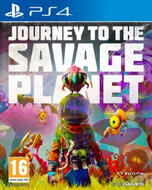 PS4 - Journey to the Savage Planet 31.1.2020