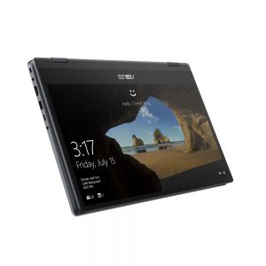 "ASUS Vivobook Flip TP412FA - 14"" IPS FHD Touch/Pentium 5405U/4G/128GB M.2 SSD/W10HomeS"