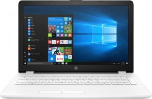 HP 15-rb071nc 15,6  AMD A4,  4G, 256GB, Win10H Bílá