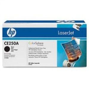 Tonerová cartridge HP CL CP3525, black, CE250A - poškození obalu B (viz. popis)