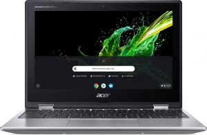 "ACER Chromebook Spin 11 (CP311-2HN-C1XT) - Intel N4120,11.6"" Multi Touch HD IPS LCD,4GB DD"