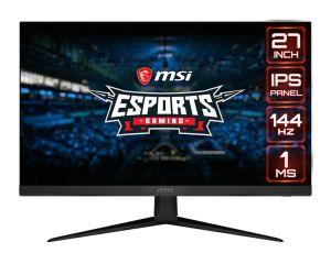 """MSI Gaming Optix G271 / 27""""/ IPS/ 1920 x 1080/ 144Hz/ 1ms/ 1000:1/ 250cd/m2 / 2x HDMI/ DP"""