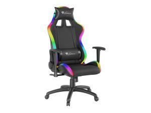 GENESIS Trit 500 RGB herní křeslo s RGB podsvícením