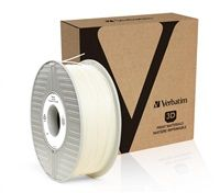 VERBATIM 3D Printer Filament PP 1,75mm 500g natural
