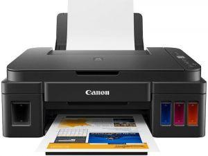 CANON PIXMA G2411 / A4 / print+scan+copy/ 4800x1200/ 8ppm / USB/ černá inktank