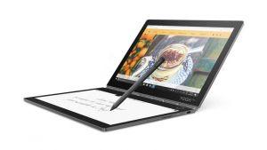 """Lenovo YOGA BOOK C930 i5-7Y54 3,20GHz/4GB/256GB/2xdisplej/10,8""""QHD/IPS/TOUCH/10,8""""E-INK/TO"""