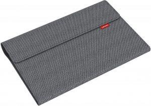 "LENOVO YOGA SMART TAB SLEEVE  10"" (gray) + DISPLAY FILM = šedá kapsa (obálka) + fólie"