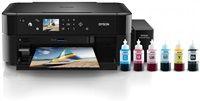 EPSON L850 - A4/38-37ppm/6ink/potiskDVD/CISS InkTank barevná Multifunkce pro fotografy