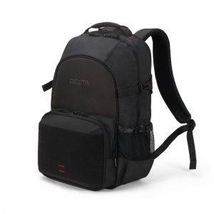 Dicota Backpack Hero esports 15-17.3  black