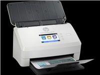 HP ScanJet Enterprise Flow N7000 snw1 Sheet-Feed Scanner (A4, 600 dpi, USB 3.0, Gigabit Et