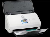HP ScanJet Pro N4000 snw1 Sheet-Feed Scanner (A4, 600 dpi, USB 3.0, Ethernet, Wi-Fi, ADF,