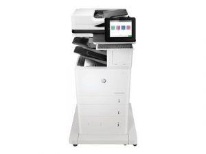 HP LaserJet Enterprise Flow MFP M635z - Multifunkční tiskárna - Č/B - laser - 216 x 864 mm