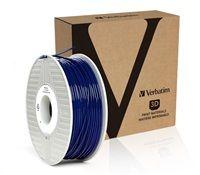 VERBATIM 3D Printer Filament PLA 2.85mm,126m, 1kg red