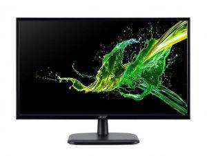 "Acer LCD EK240YAbi 23.8"" IPS LED/1920x1080/100M:1/5ms/ VGA, HDMI, VESA /Acer EcoDisplay/Bl"
