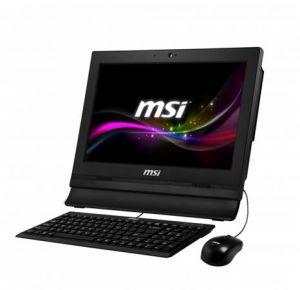 """MSI Pro 16T 10M-001XEU /Celeron 5205U Comet lake/4GB/Black/15,6"""" eDP HD ST/UHD Graphics/25"""
