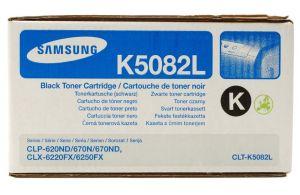 ROZBALENÉ - SAMSUNG toner černý CLT-K5082L pro CLP-620ND - 5000 str.