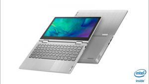 """LENOVO IdeaPad FLEX 3   Celeron N4020 2,8GHz/4GB/eMMC 64GB/IPS 11,6"""" HD/TOUCH/250nitů/WIN1"""