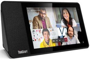 LENOVO ThinkSmart View - video telefon IPS pro MS Teams/8GB/WIFI/BT/repro/kamera/Android