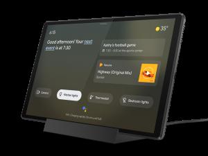 "Lenovo TAB M10 PLUS s DOCKEM LTE   MediaTek Helio P22T 2,30GHz/4GB/128GB/10,3"" FHD/TDDI/3"