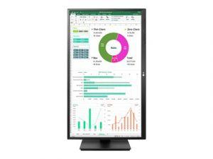 "LG 24BN550Y-B - LED monitor - 24"" (23.8"" zobrazitelný) - 1920 x 1080 Full HD (1080p) - IPS"