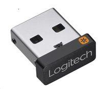 LOGITECH USB Unifying Receiver - 2.4GHZ - EMEA - STANDALONE - náhradní přijímač