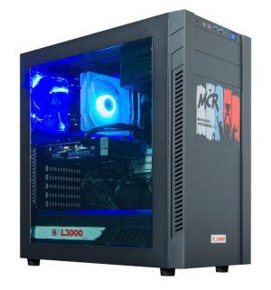 HAL3000 MEGA Gamer MČR Pro / Intel i5-10400F/ 16GB/ RTX 2060/ 500GB PCIe SSD + 1TB HDD/ Wi