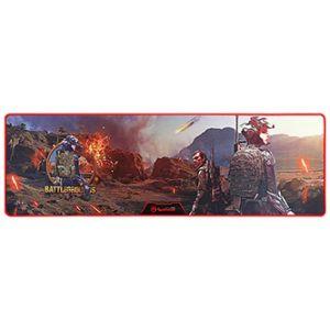 Podložka pod myš, G37, herní, barevná, 920 x 294 x 3 mm, 3 mm, Marvo BATTLE GROUND