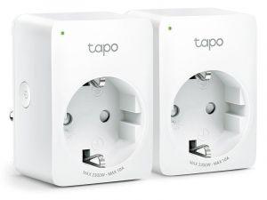 TP-LINK Tapo P100(2-pack) - Mini inteligentní zásuvka Wi-Fi