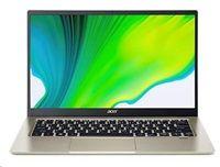 """ACER Swift 1 (SF114-33-P0JZ) - 14"""" IPS FHD,Pentium Silver N5030,8GB LPDDR4,256GB SSD,U"""