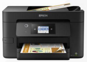 EPSON tiskárna ink WorkForce Pro WF-3820DWF, 4v1, A4, 21ppm, Ethernet, WiFi Duplex