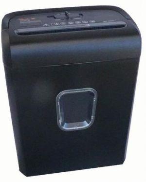 PEACH skartovač Cross Cut Shredder PS500-30, P-4, 7 listů, spony, svorky, kreditní karty,