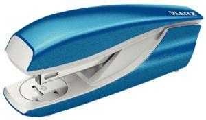 Stolní sešívačka Leitz NeXXt WOW 5502, met. modrá, box