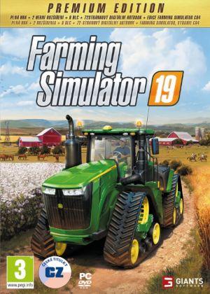 PC - Farming Simulator 19: Premium Edition