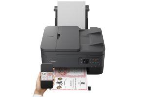 Canon PIXMA TS7450 - PSCF/WiFi/DUPLEX/ADF/4800x1200/USB black
