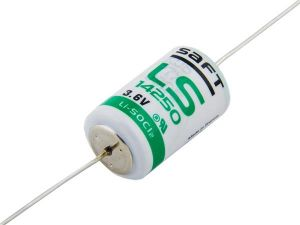 AVACOM Nenabíjecí baterie 1/2AA LS14250 Saft Lithium 1ks Bulk - s drátovými vývody, 1200mA