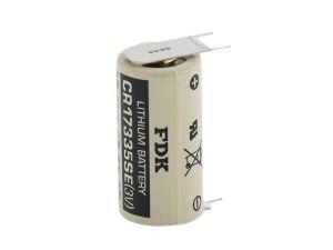 AVACOM Nenabíjecí baterie 2/3A CR-17335SE-FT1 Sanyo FDK Lithium 1ks Bulk - s vývody do PCB