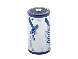 AVACOM Nabíjecí baterie D Xcell 9000mAh Ni-MH 1ks Bulk