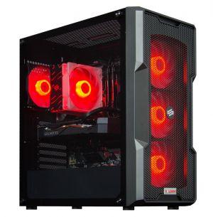 HAL3000 Alfa Gamer Pro 2060 / AMD Ryzen 5 5600X/ 16GB/ RTX 2060/ 1TB PCIe SSD/ W10