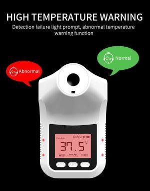 XTENDLAN XL-WMT-K3P Teploměr rozsah 35-42°C, Stacionární měřič teploty lidského těla