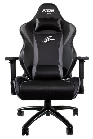 EVOLVEO Ptero ZX Cooled, herní křeslo s masážními funkcemi a ventilátory, nosnost 150 kg