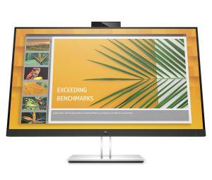 "HP E27q G4 / 27"" / 2560x1440 / 300 cd / 5 ms / VGA / DP 1.2 / HDMI 1.4 / USB-A 3.2 4x"