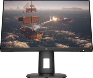 """HP X24ih 23,8""""/ 1920x1080/ IPS/ 1ms/ 200cd/m2/ AMD Freesync/ HDMI/ DP/ matný/ Černý"""