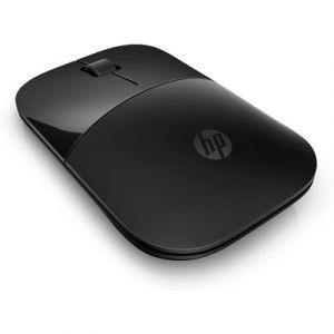 HP myš Z3700 bezdrátová černá chrome