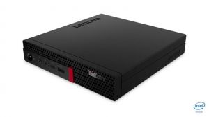 LENOVO ThinkCentre Tiny M630e 10YM - Core i3 8145U / 2.1 GHz - RAM 4 GB - SSD 256 GB - U