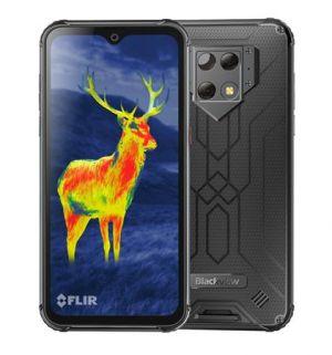 """iGET BLACKVIEW GBV9800 Pro Thermo - Odolný telefon s integrovanou termo kamerou FLIR/6.3"""""""