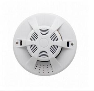 iGET SECURITY P14 - Bezdrátový detektor kouře, vestavěná světelná a zvuková signalizace, p