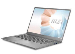 """MSI Modern 15.6""""FHD/i7-1165G7/16/512/MX450/W10H"""