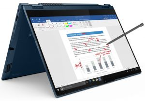 "LENOVO ThinkBook 14s Yoga ITL - i7-1165G7,14"" FHD IPS touch,16GB,512SSD,TB4,HDMI,W10P"