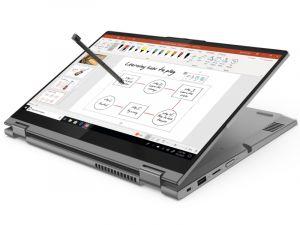 "LENOVO ThinkBook 14s Yoga ITL - i5-1135G7,14"" FHD IPS touch,8GB,256SSD,TB4,HDMI,W10H"
