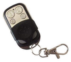 iGET SECURITY P5 - Dálkové ovládání - klíčenka pro aktivaci/deaktivaci alarmu, pro alarm M